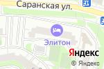 Схема проезда до компании Веста в Москве