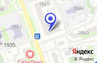 Схема проезда до компании МАГАЗИН ЭЛЕКТРО-БЫТОВАЯ ТЕХНИКА в Москве