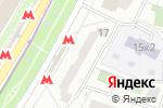 Схема проезда до компании Ольга Л в Москве