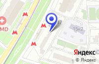 Схема проезда до компании АПТЕКА ПРОФИНФОРМГРУПП в Москве