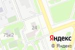 Схема проезда до компании Жилище в Москве