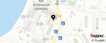 Точка Опоры на карте Москвы