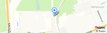 СПЕЦКОММАШ на карте Балашихи