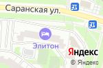 Схема проезда до компании Seadream в Москве