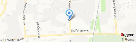 МойCar на карте Донецка
