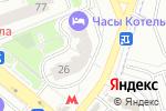 Схема проезда до компании Бруно в Москве