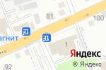 Схема проезда до компании Киоск по продаже кондитерских изделий в Восточном