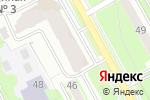 Схема проезда до компании Магазин товаров для ремонта в Пушкино