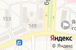 Схема проезда до компании Онлайн Технологии, интернет-провайдер в Ясиноватой