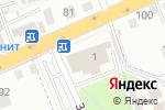 Схема проезда до компании Дорадо в Москве