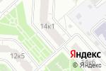Схема проезда до компании Автотехпомощь в Москве