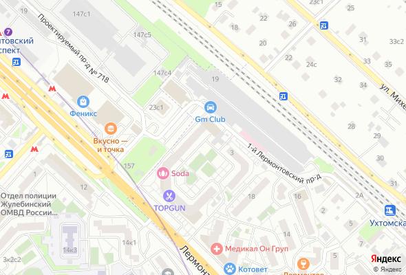 жилой комплекс Лермонтовский
