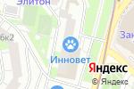 Схема проезда до компании Элегия в Москве