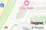 Схема проезда до компании Магазин бижутерии в Котельниках