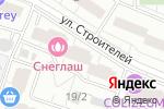 Схема проезда до компании Нотариус Погодина С.А в Котельниках
