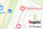 Схема проезда до компании PEGAS TOURISTIK в Котельниках
