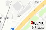 Схема проезда до компании КимОйл в Котельниках