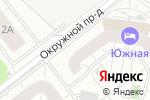 Схема проезда до компании Кредит Пилот в Котельниках