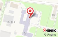 Схема проезда до компании Деловой Прогресс в Правдинском