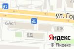 Схема проезда до компании Киоск сухофруктов в Королёве