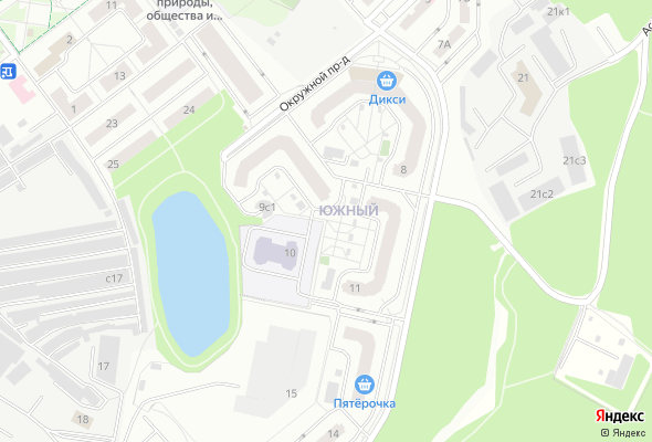 ЖК Зеленый Остров