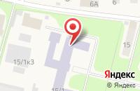 Схема проезда до компании Швейный цех в Правдинском
