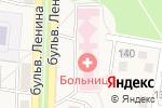 Схема проезда до компании Поликлиника, Дорожная больница ст. Ясиноватая в Ясиноватой