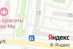 Схема проезда до компании Исттерминал в Дзержинском