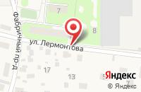 Схема проезда до компании Dom WiFi в Правдинском