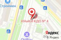 Схема проезда до компании Рсу 21 Век в Москве