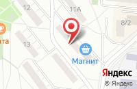 Схема проезда до компании Норма в Дзержинском