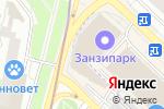 Схема проезда до компании Чиптюнинг в Москве