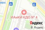 Схема проезда до компании Магазин одежды в Котельниках