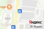 Схема проезда до компании Седьмая карета в Пушкино