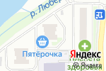 Схема проезда до компании Ремонтная мастерская на Покровском 3-ем проезде в Котельниках