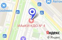 Схема проезда до компании МАГАЗИН КУХНИ в Москве
