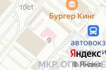 Схема проезда до компании Котельники-9 в Котельниках