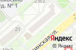 Схема проезда до компании Рыболов в Москве