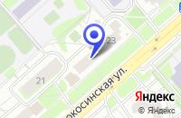 Схема проезда до компании МЕБЕЛЬНЫЙ МАГАЗИН ФАВОР в Москве