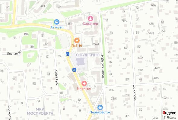 ЖК О'Пушкино