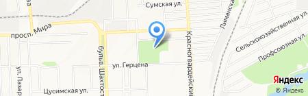 Light studio на карте Донецка
