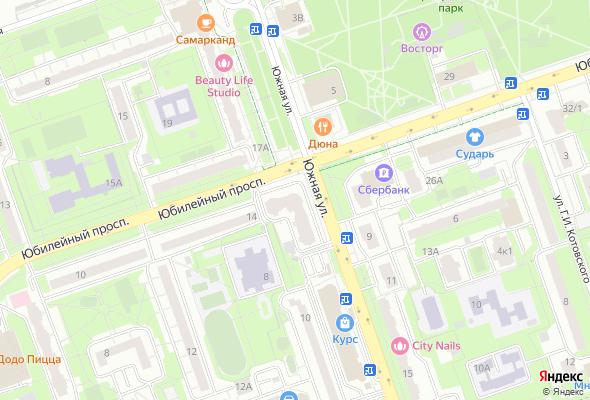 жилой комплекс Мкр. 8 Юбилейный пр-т