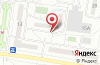 Схема проезда до компании Вита в Дзержинском