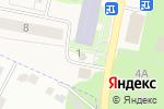 Схема проезда до компании Пинта в Лесных Полянах