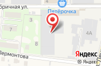 Схема проезда до компании ТрансПневмоХолдинг в Правдинском