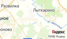 Отели города Молоково на карте