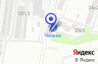 Схема проезда до компании ПТФ ЛОГОТАСК в Москве