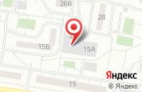 Схема проезда до компании Авто Шик в Дзержинском