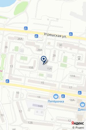 АВТОСЕРВИСНОЕ ПРЕДПРИЯТИЕ АВТОЛЮКС на карте Дзержинского