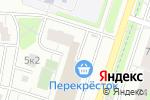Схема проезда до компании Жилищник Жулебино района Выхино-Жулебино в Москве